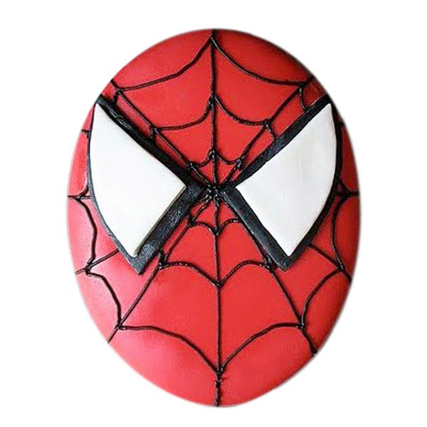 Amazing Spider Man Cake - 1.5Kg