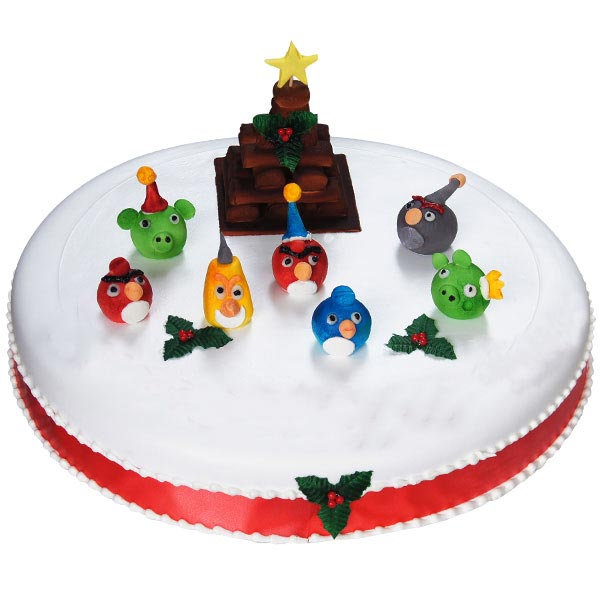 Send Angry Birds Cake