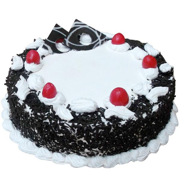 Black and White Fun - New Year Cakes Online