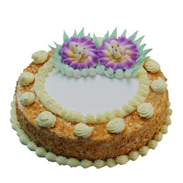 Butterscotch Radiance (Sugar Free Cake)