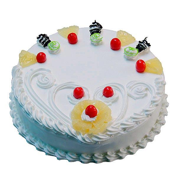 Cherry-Pineapple Cake