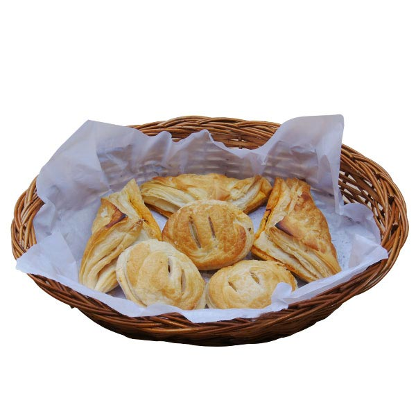 Chicken And Egg Puffs - 12 Pcs