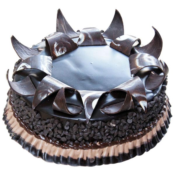 Chippy Chocolate Cake