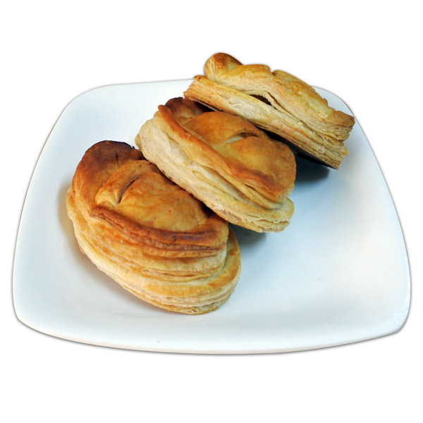 Egg Puffs - 6 Pcs