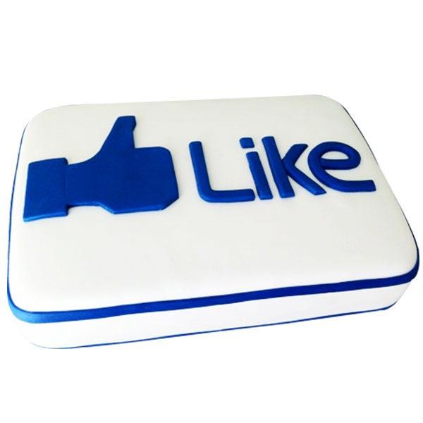 FB Like Cake - 2Kg