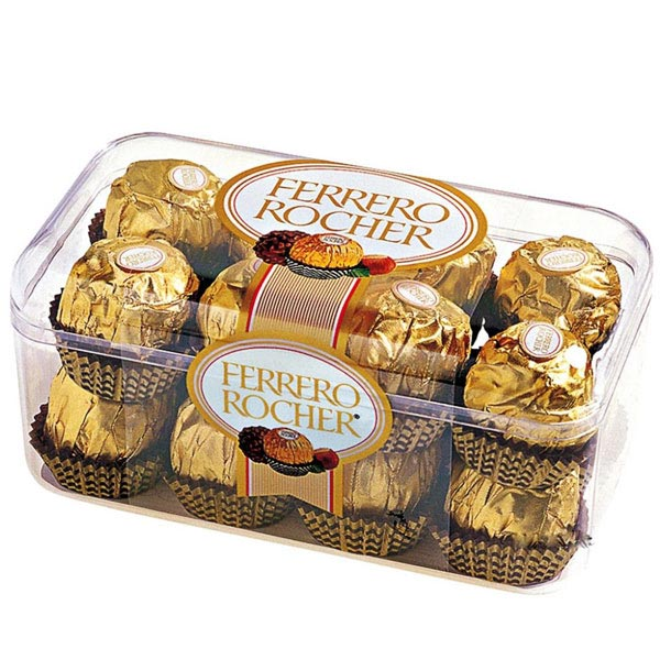 Ferrero Rocher - 16 Pieces