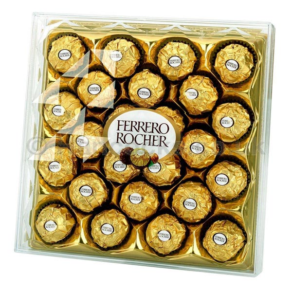 Ferrero Rocher - 24 Pieces