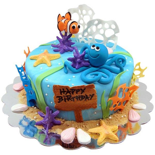 Finding Nemo Cake - 3Kg