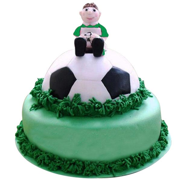 Football Fever Cake - 3Kg
