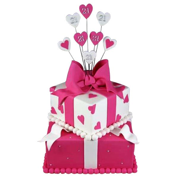 Gift of Love Cake - 5Kg