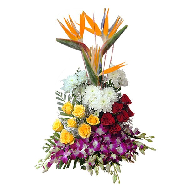 Gladness Flower Arrangement