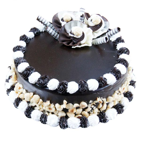 Hazy Hazelnut Cake