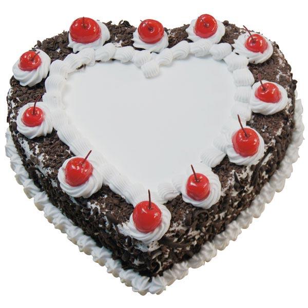 Hearty Blackforest Cake
