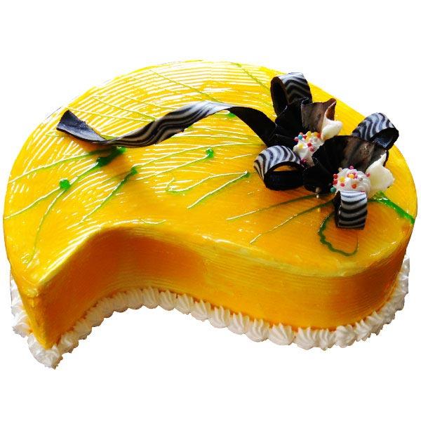 Joyous Mango Cake