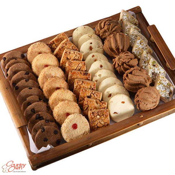 Mixed Cookies - 1Kg