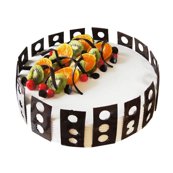 Mixed Fruit Union Cake