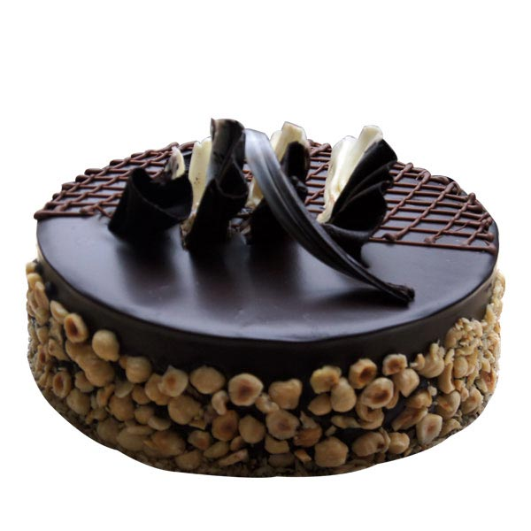 Nutty Naughty Chocolate - Online Cake Delivery