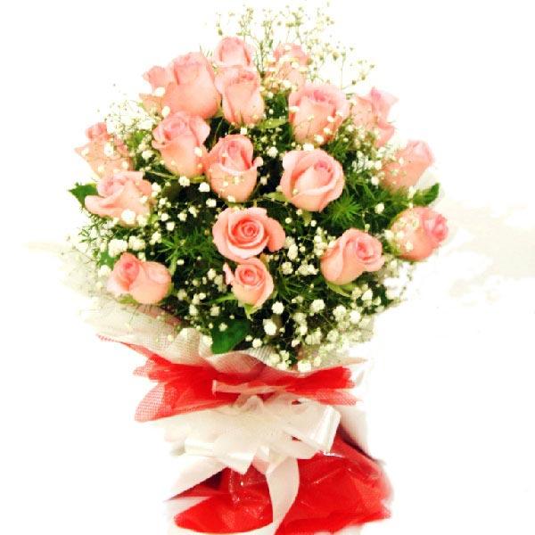 Pink Rose Love
