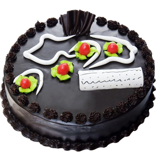Send Rich Chocolate Cake Gifts To Khammam