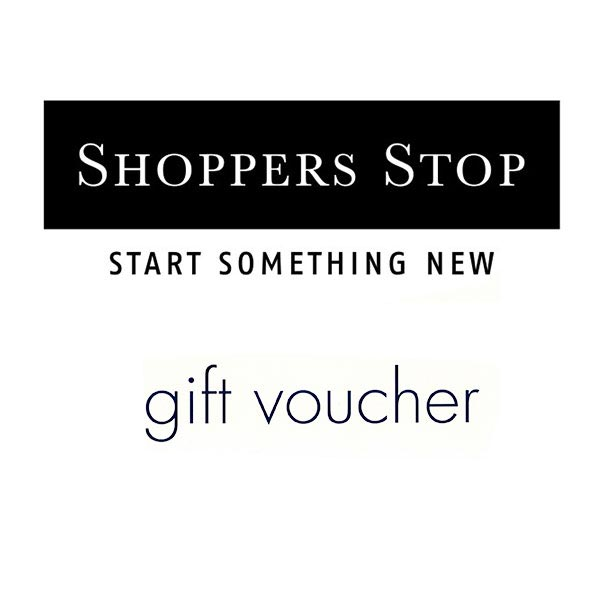 Shoppers Stop Gift Voucher