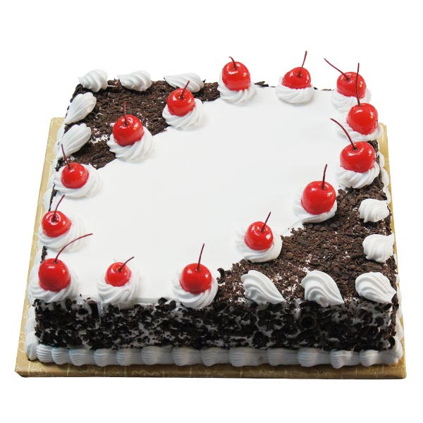 The Cherry Blackforest Cake
