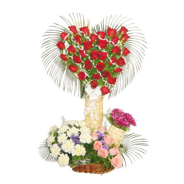 The Lavish Bouquet