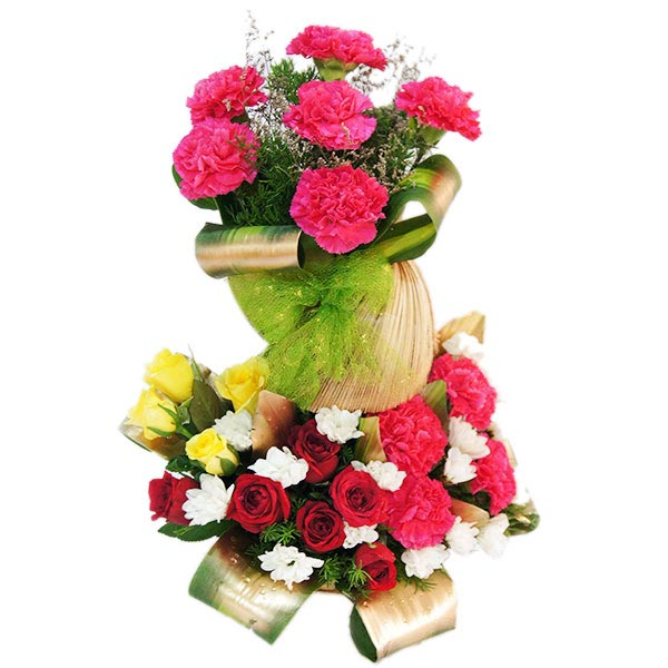 send the priceless bouquet gifts to bangalore