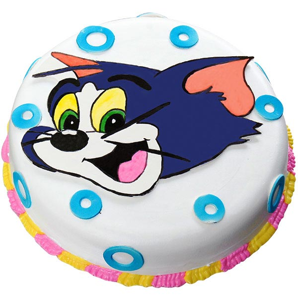 Tom Cat Cake - 1.5Kg