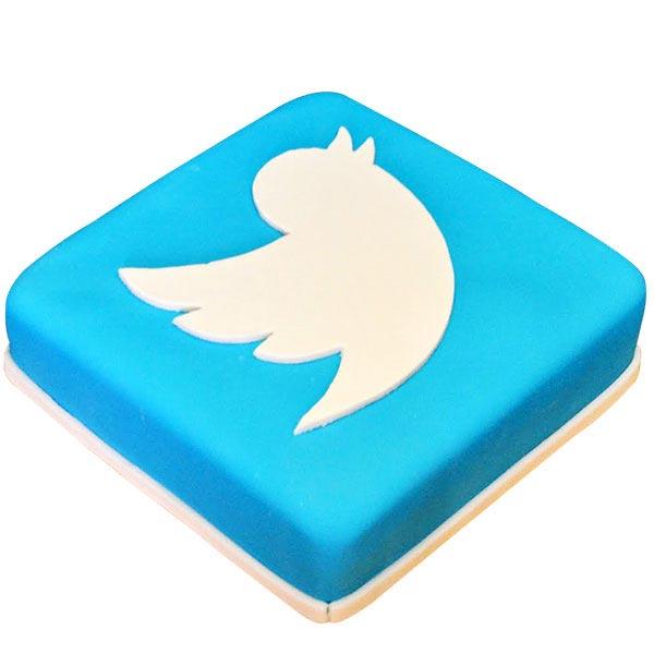 Tweet Cake - 2Kg