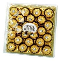 Birthday Gifts To Hyderabad Ferrero Rocher